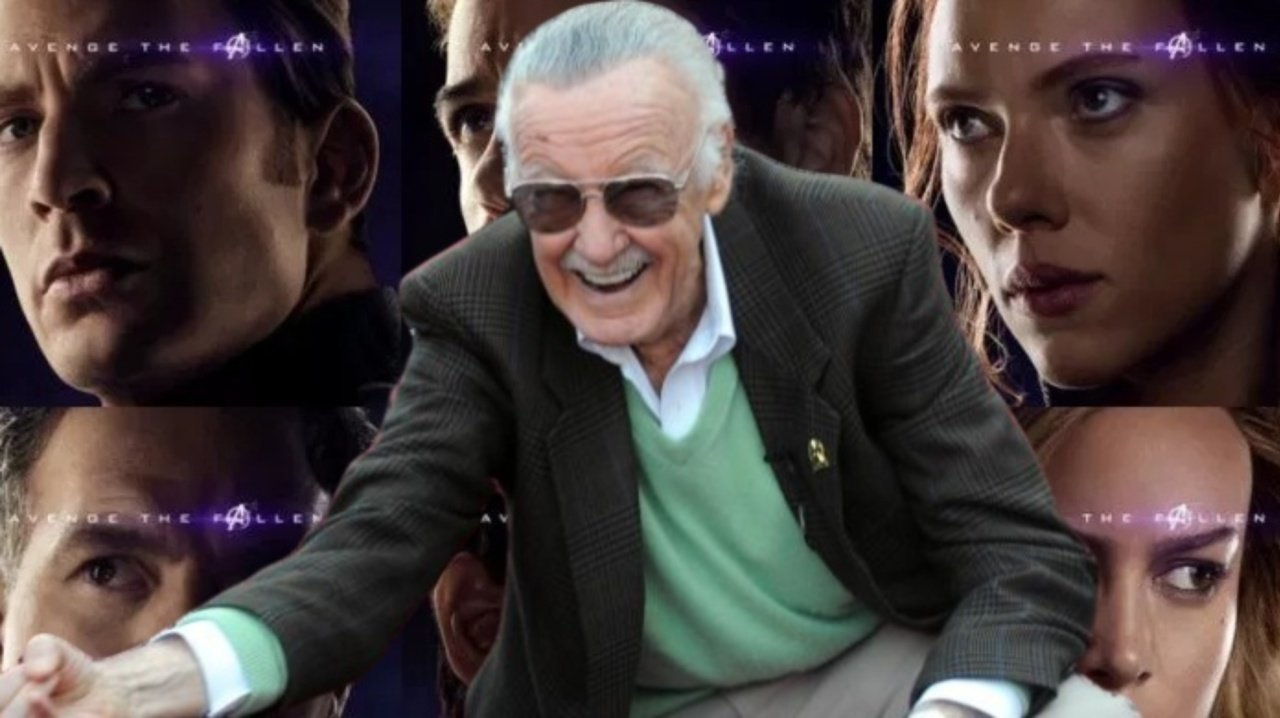 Photo of Stan Lee Was De-Aged 45 Years For His Cameo in Avengers: Endgame