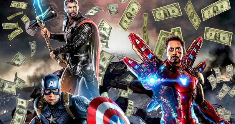 Photo of Avengers: Endgame – Already Huge Opening Box Office Earning Revised Again