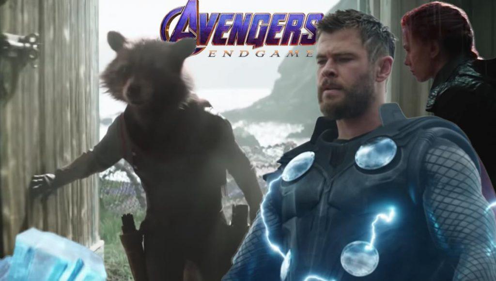 Avengers: Endgame Post Credits Scene