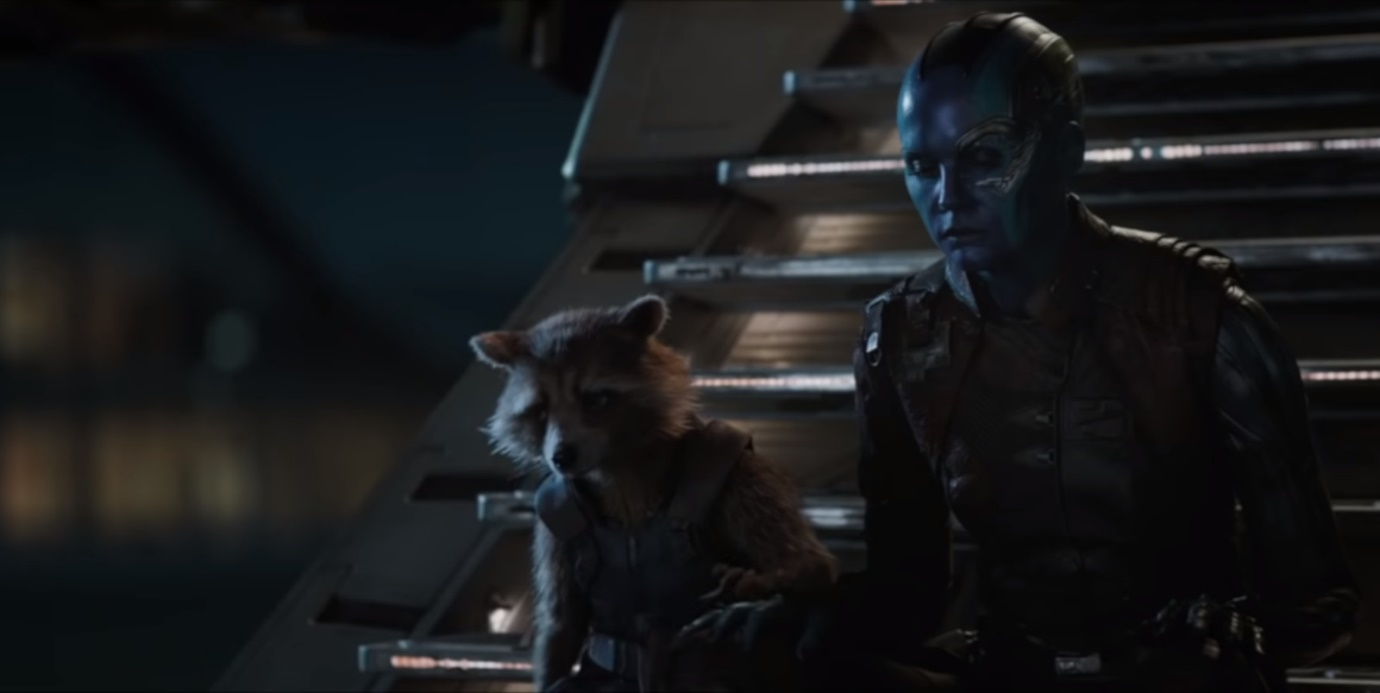 Avengers: Endgame Guardians of the Galaxy Vol. 2