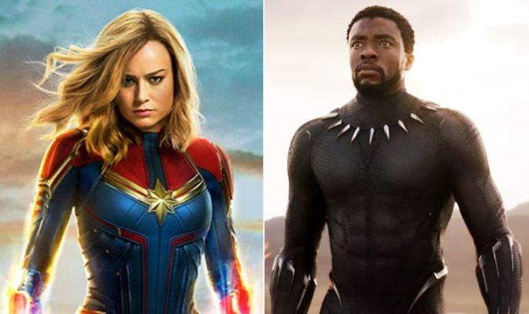 Captain Marvel All Female Avengers Movie