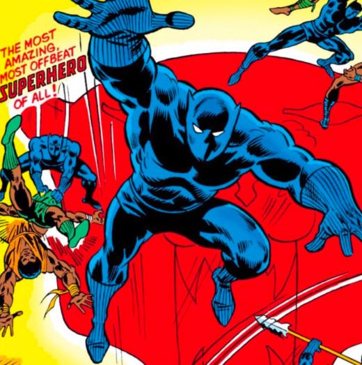 Black Panther Facts Marvel
