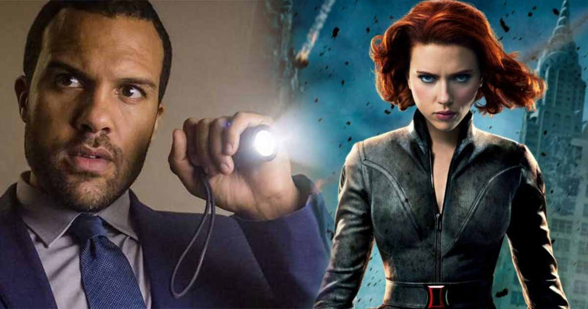 Black Widow Movie O-T Fagbenle Marvel Handmaid's Tale
