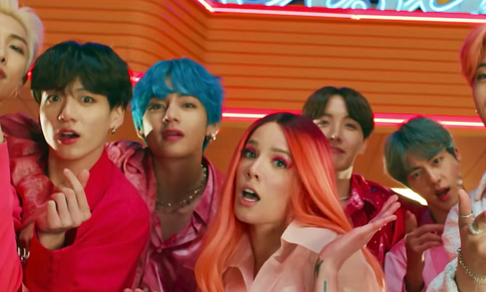 Boy With Luv Mp3 Download