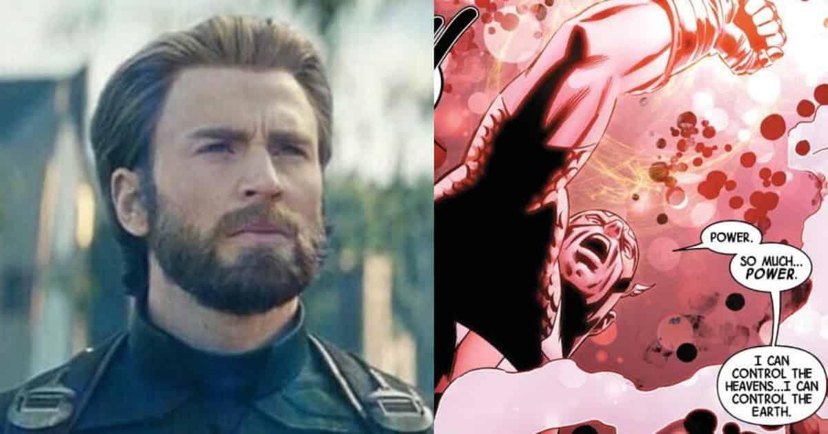 Avengers: Endgame Theory Captain America Infinity Gauntlet