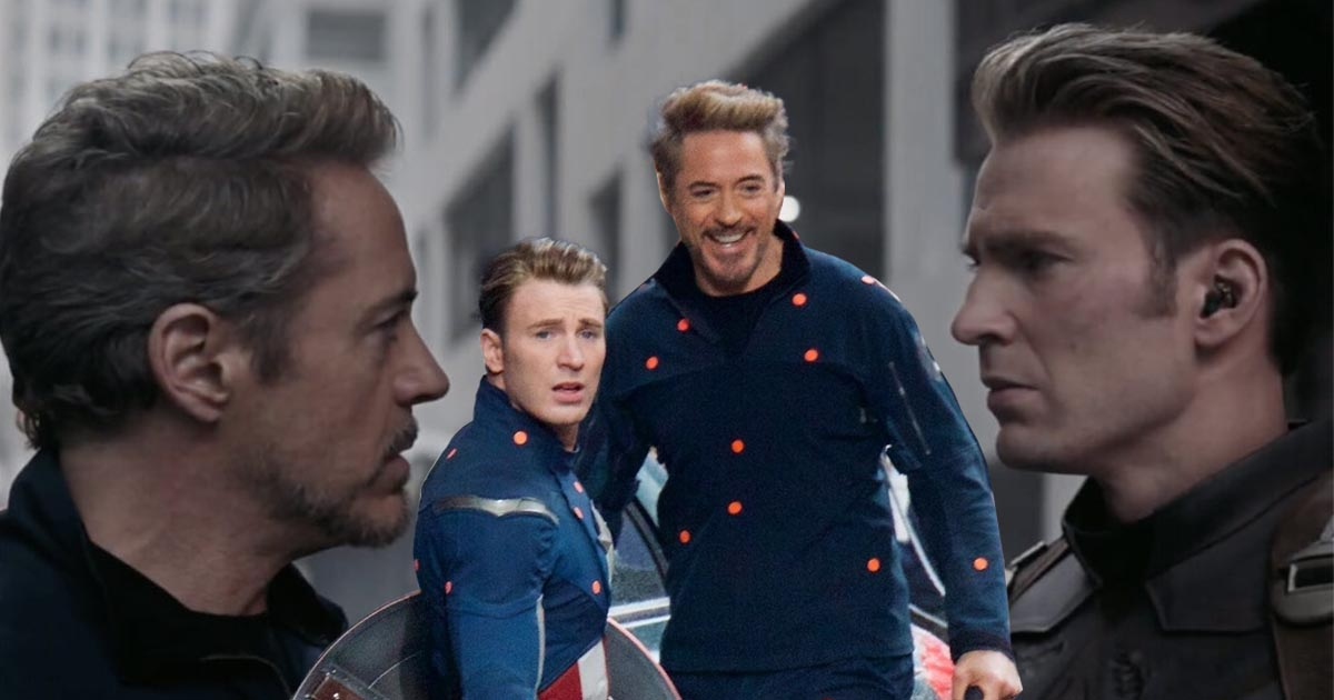 Photo of Avengers: Endgame – Here's The Mystery Hidden in Captain America & Iron Man's Reunion