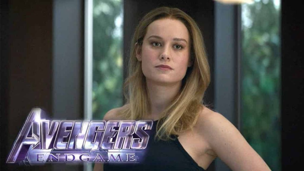 Avengers: Endgame Audi Trailer Captain Marvel