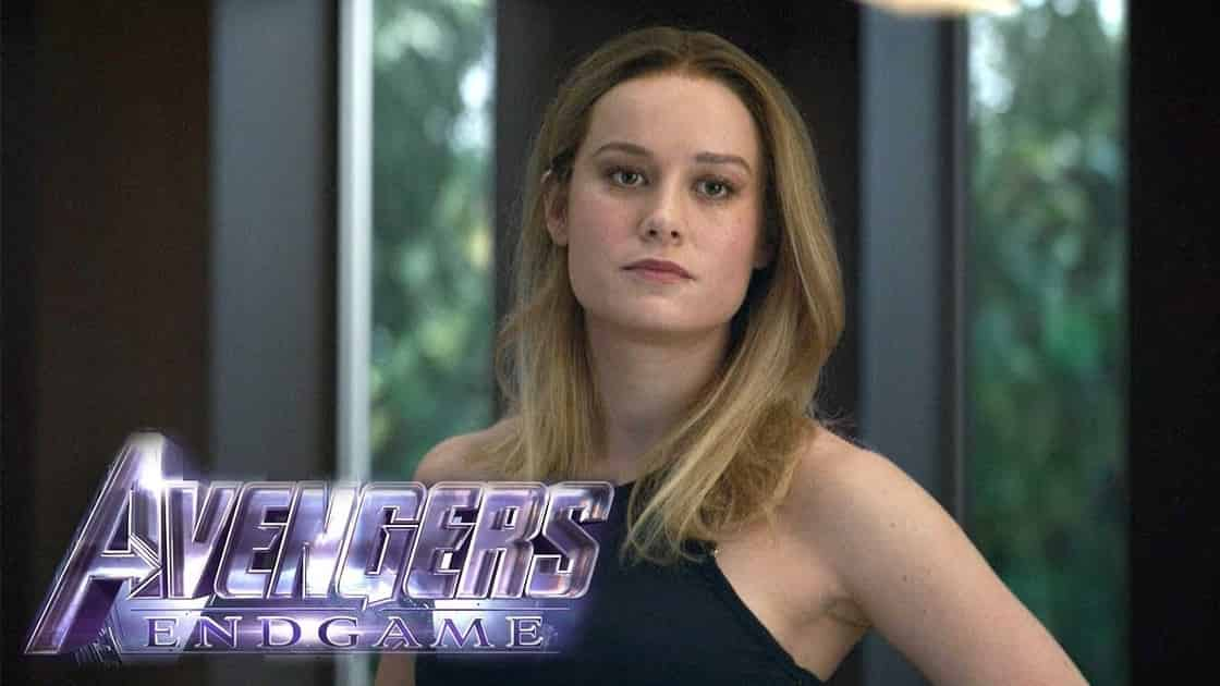 Photo of New Avengers: Endgame Audi Trailer Debriefs Captain Marvel on What Happened When She Was Away
