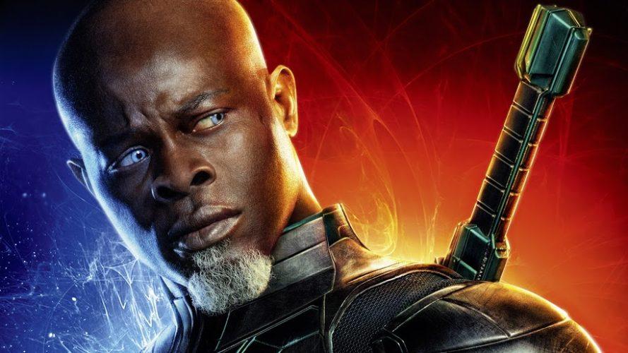 Captain Marvel Concept Art Korath