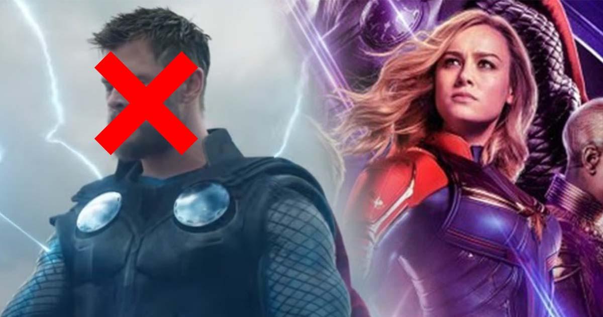 Avengers: Endgame Carol