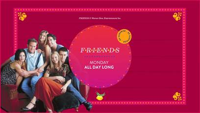 Photo of COMEDY CENTRAL Pranks Viewers On April Fool's With Ek Desi Surprise Of F.R.I.E.N.D.S