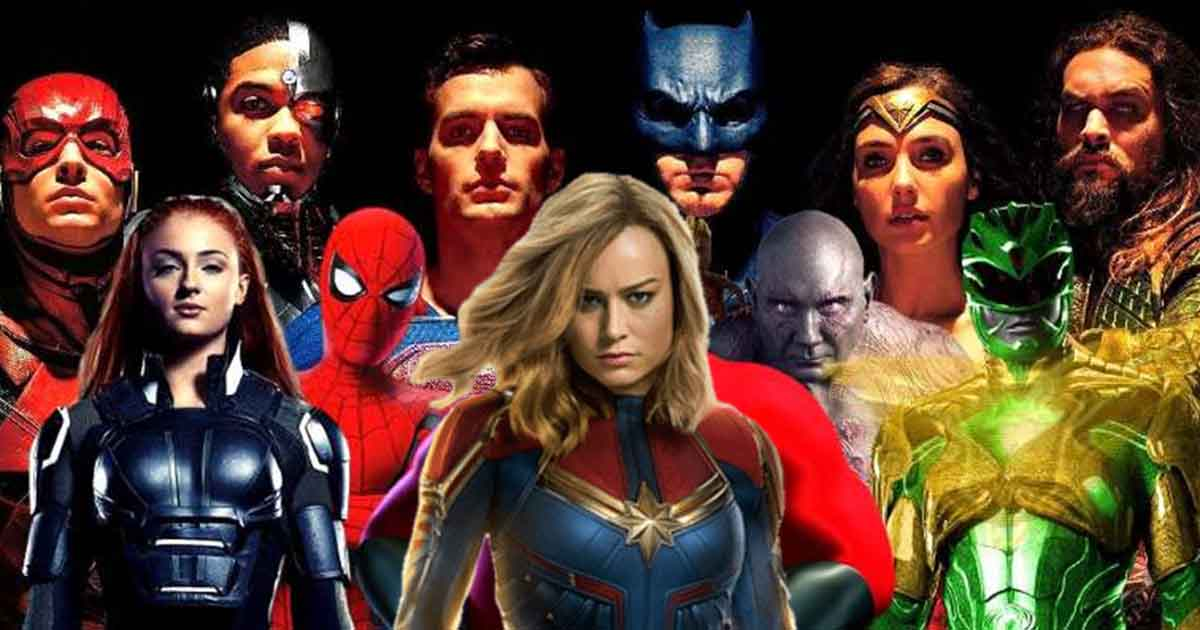 Photo of 10 Big Movie Franchises that Captain Marvel Has Beaten at the Box Office