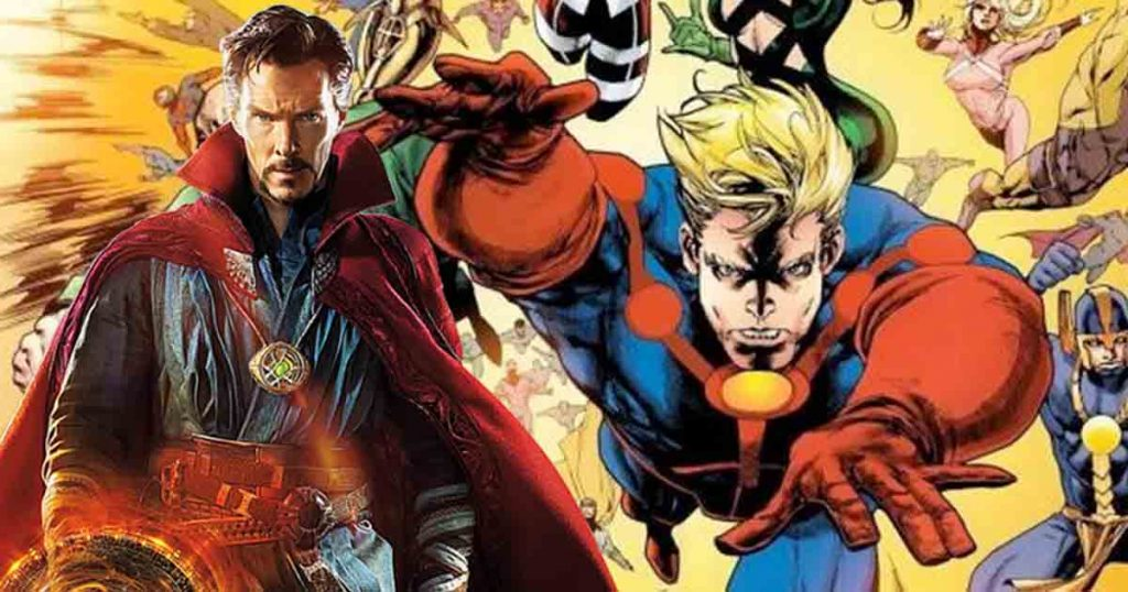 Doctor Strange 2 The Eternals