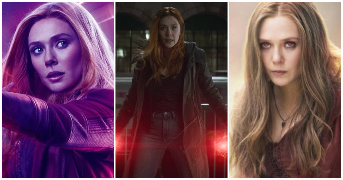 Facts About Scarlet Witch Marvel