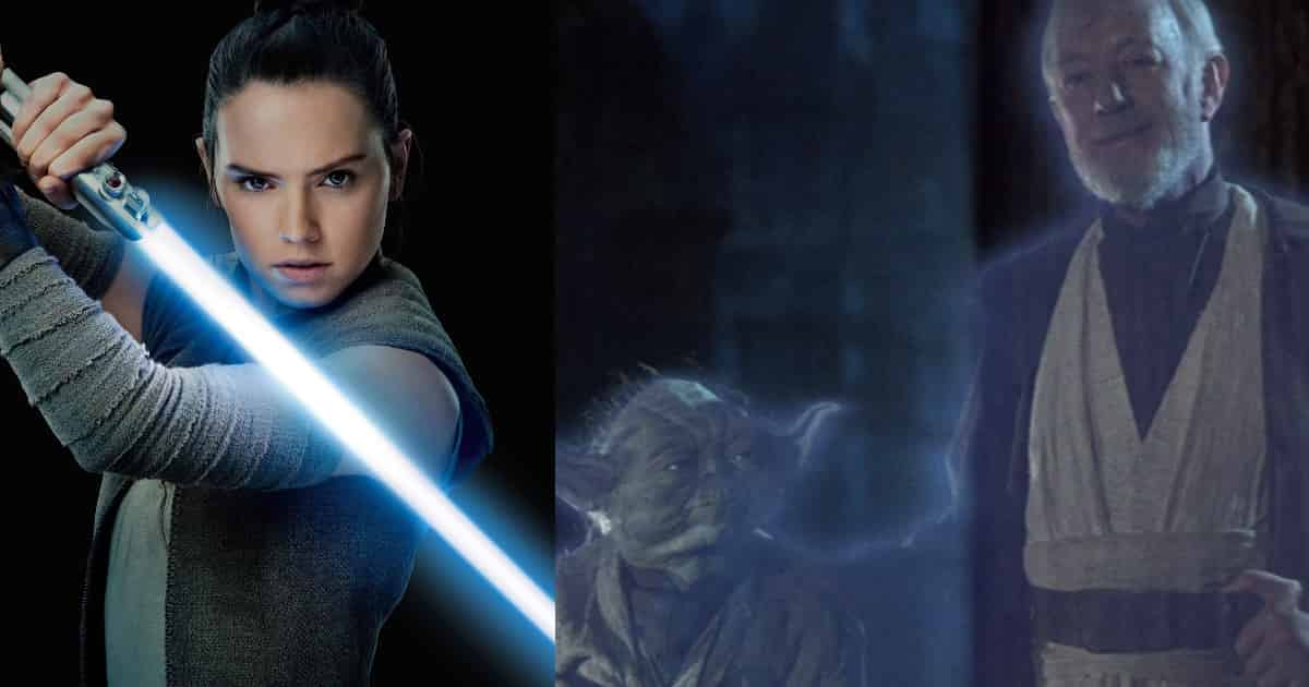 Photo of Star Wars Episode 9 Theory Suggests Rey Will be Trained by Force Ghosts