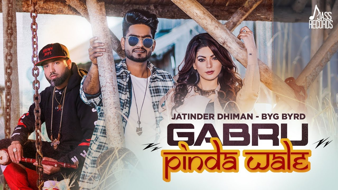 Gabru Pinda Wale Jatinder Dhiman Djjohal