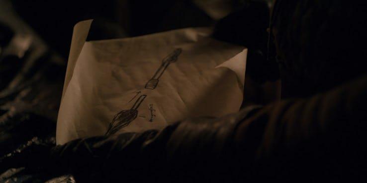 Game of Thrones Season 8 Premiere Arya Stark Gendry