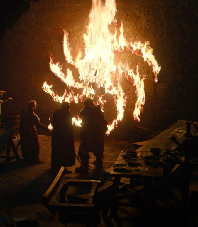 Game of Thrones Night King Targaryen