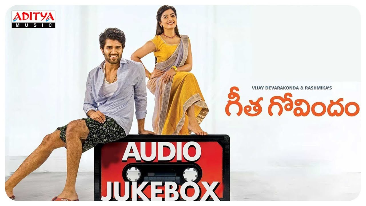 Geetha Govindam Mp3 Songs Download in High Quality Audio
