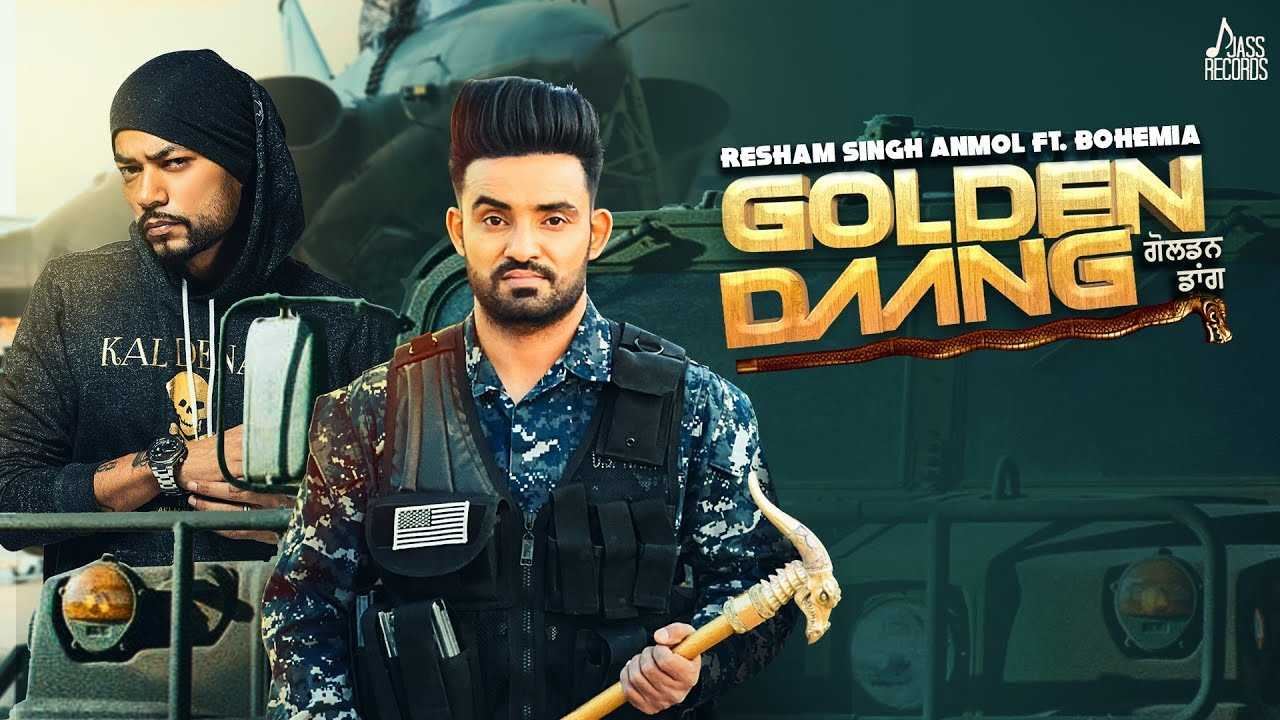 Golden Daang Mp3 Song Download