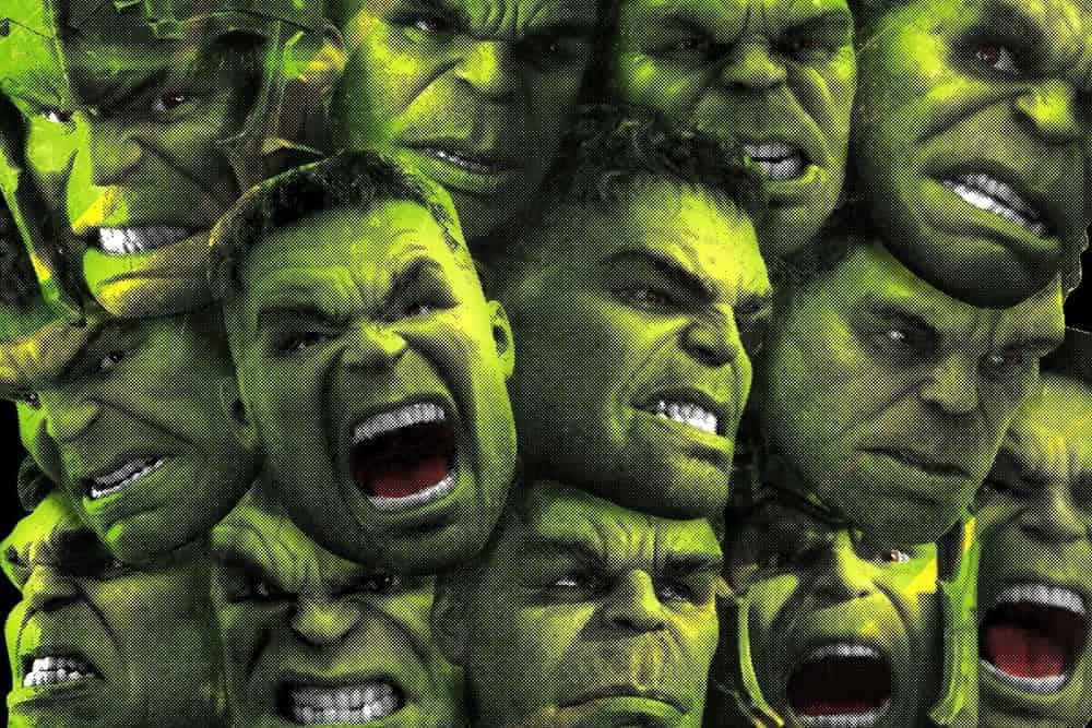 Avengers: Endgame Hulk