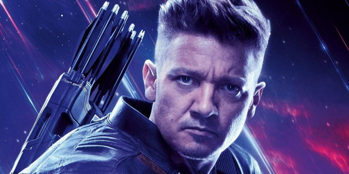 Photo of MCU Hawkeye aka Jeremy Renner Shares Throwback Photo With Stan Lee From The Avengers