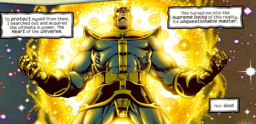 Facts About Thanos Marvel