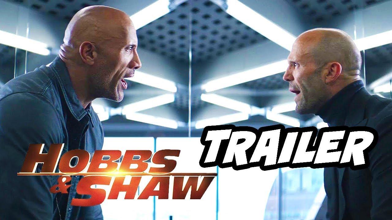 Hobbs & Shaw Trailer 2