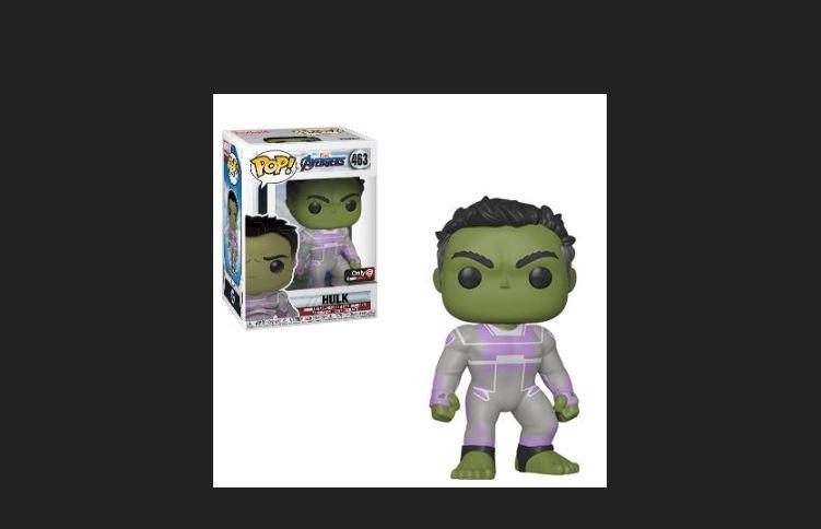 Avengers: Endgame Funko Pop Hulk