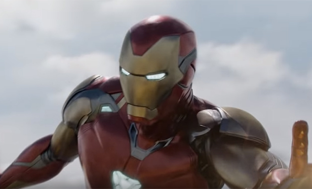 Avengers: Endgame Iron Man Mark 85 Armor