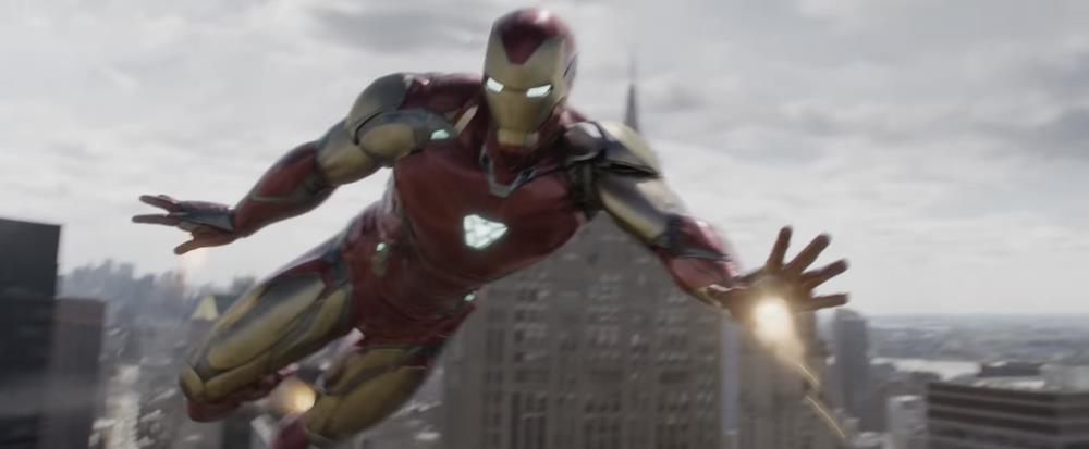 Photo of Avengers: Endgame New Promo Shows New Iron Man Weapons