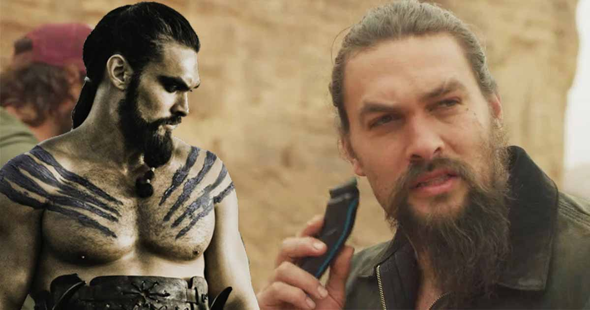 Photo of Does Jason Momoa Shaving His Beard Now Have a Connection With His Game of Thrones Return?