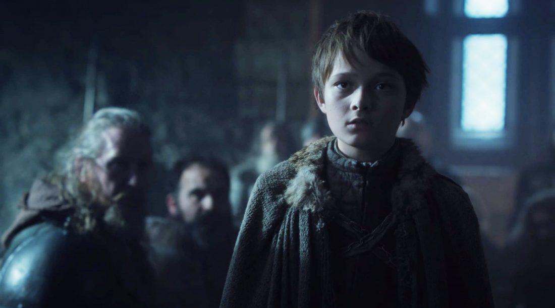 Game of Thrones White Walker Spirals