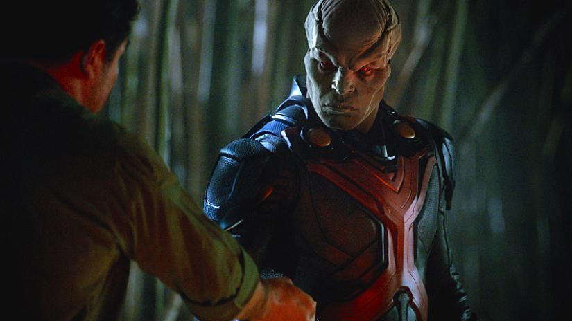 Martian Manhunter WB