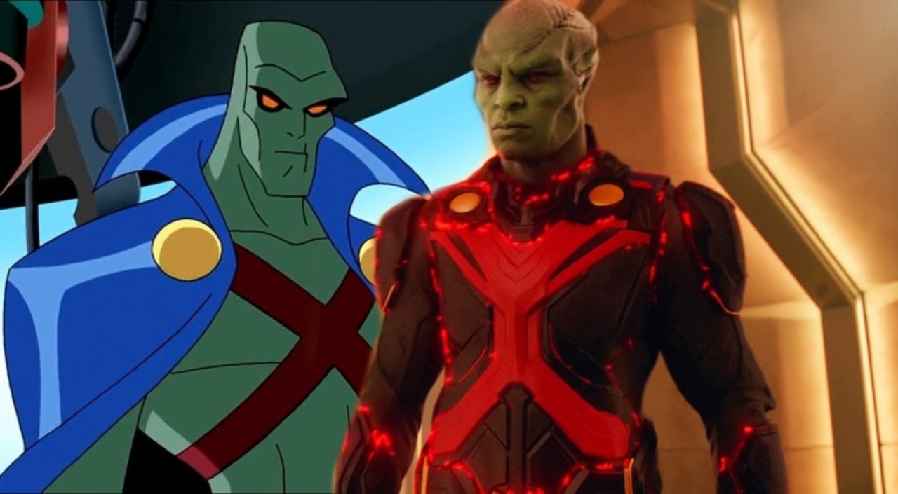 Martian Manhunter WB