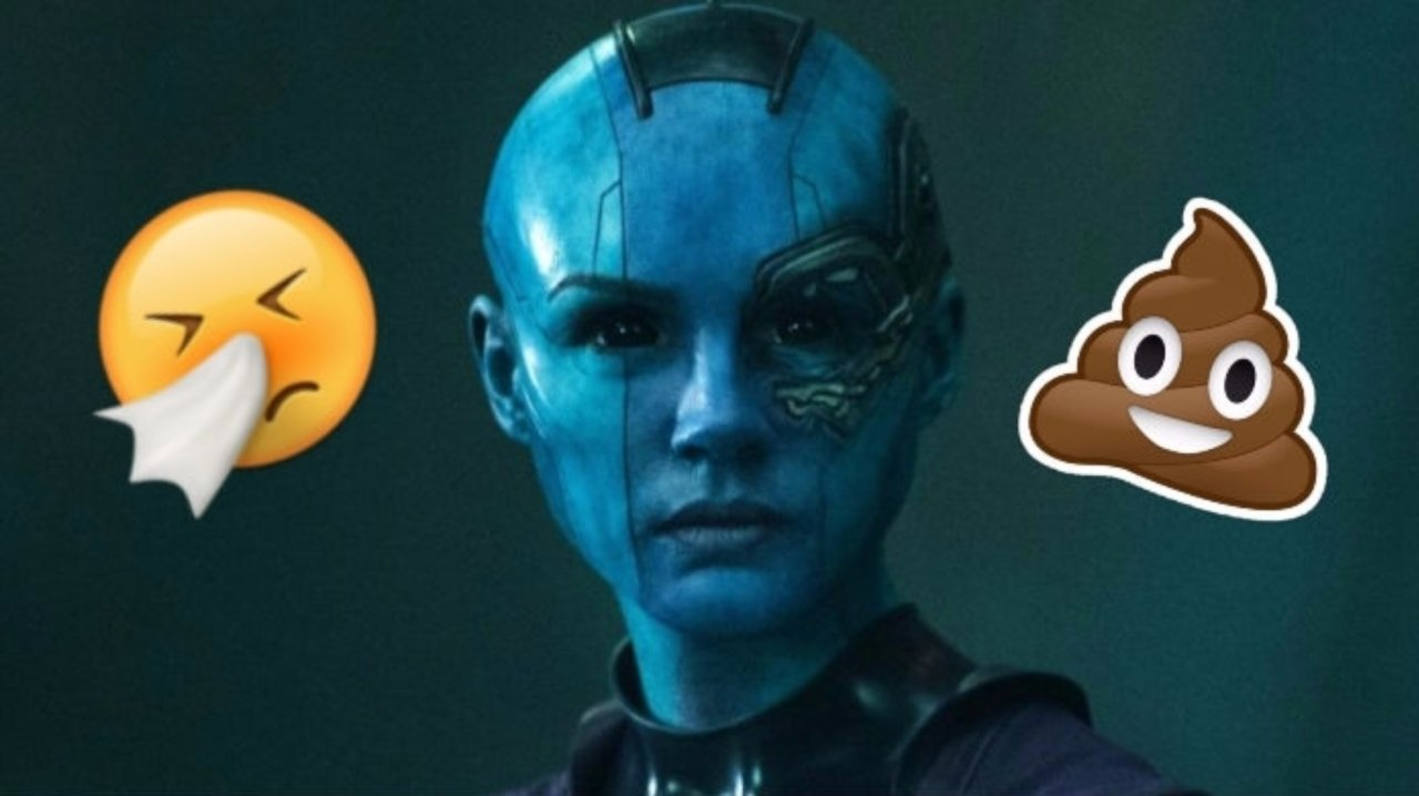 Avengers: Endgame Karen Gillan