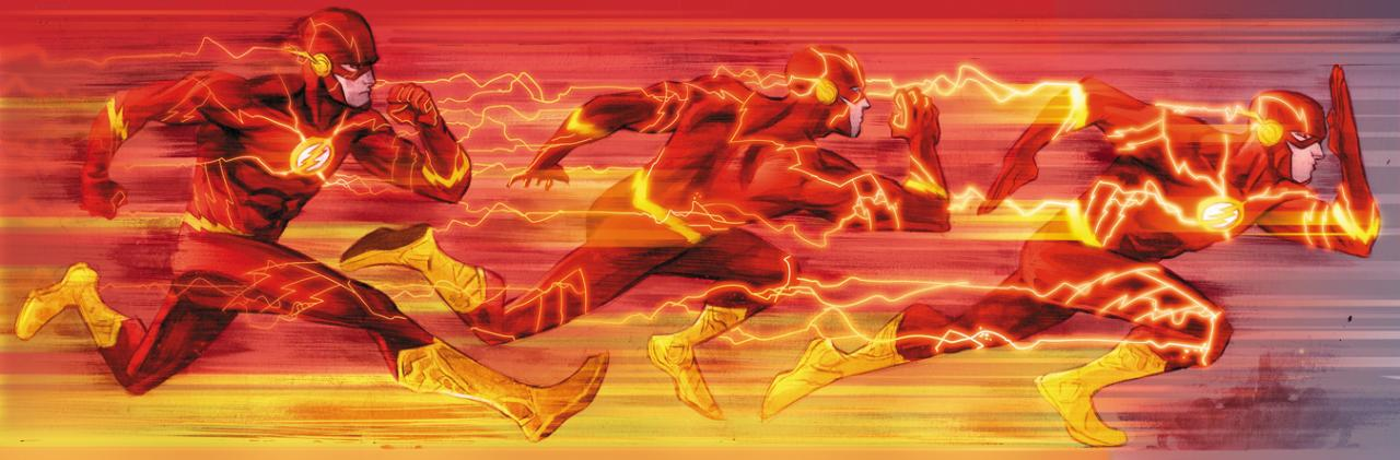 Facts About The Flash DC