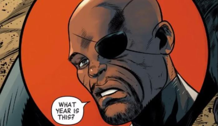 Facts About Nick Fury Marvel