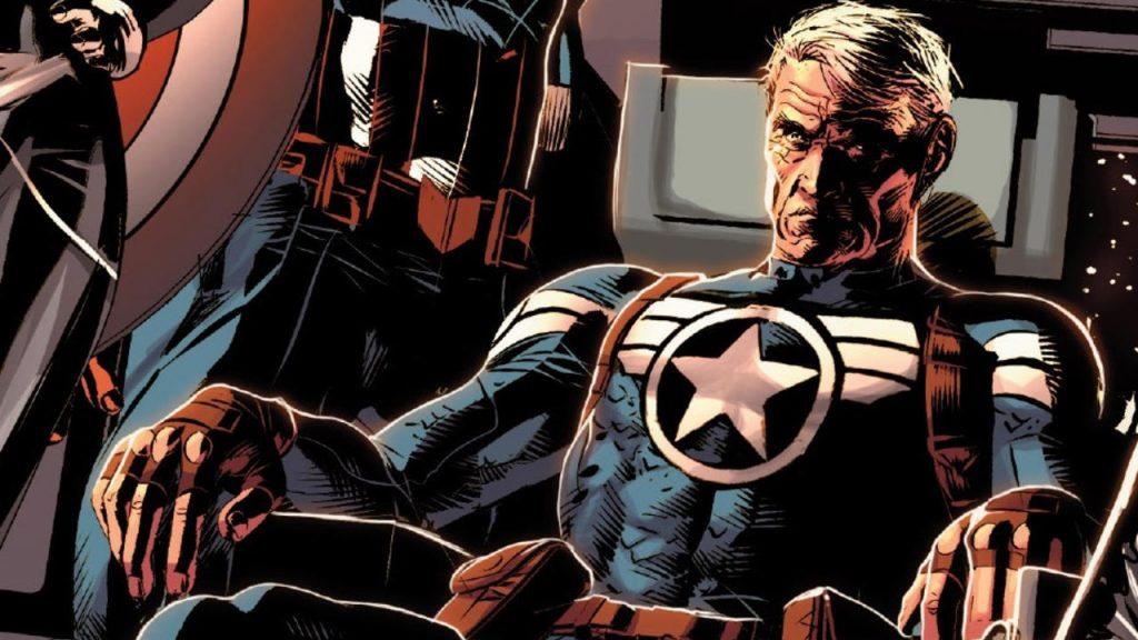 Avengers: Endgame Sebastian Stan Steve Rogers
