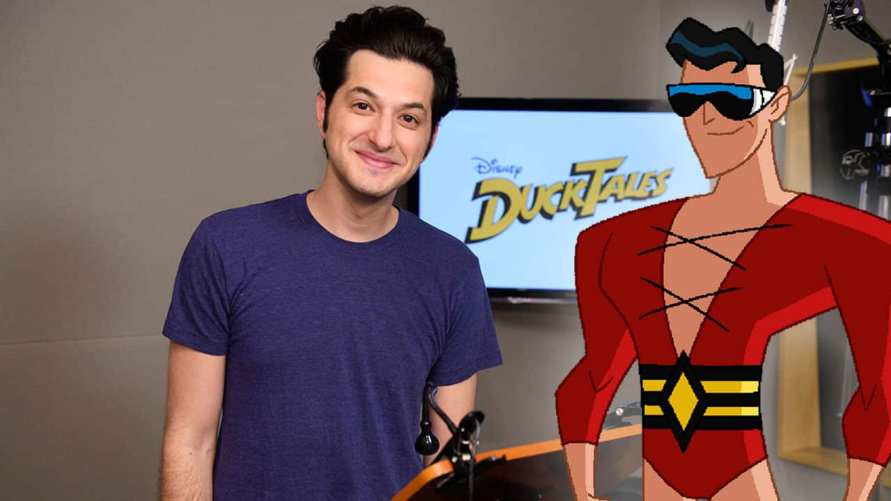 Photo of Ben Schwartz Says Plastic Man Could Be DC's Very Own Deadpool