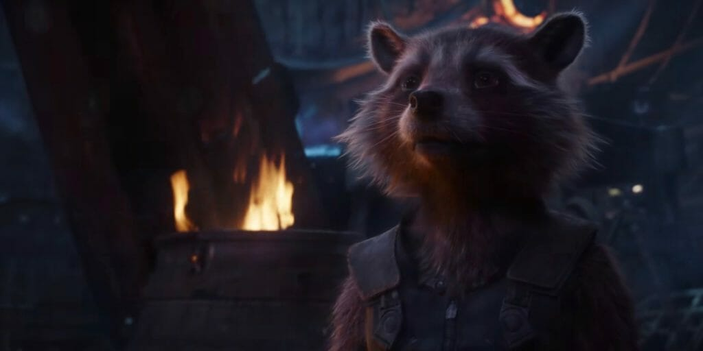 Photo of Marvel Hints at The Death of Rocket Raccoon