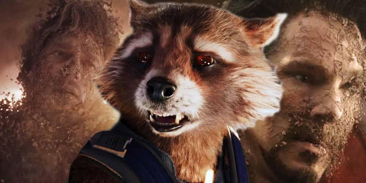 Rocket Raccoon Marvel