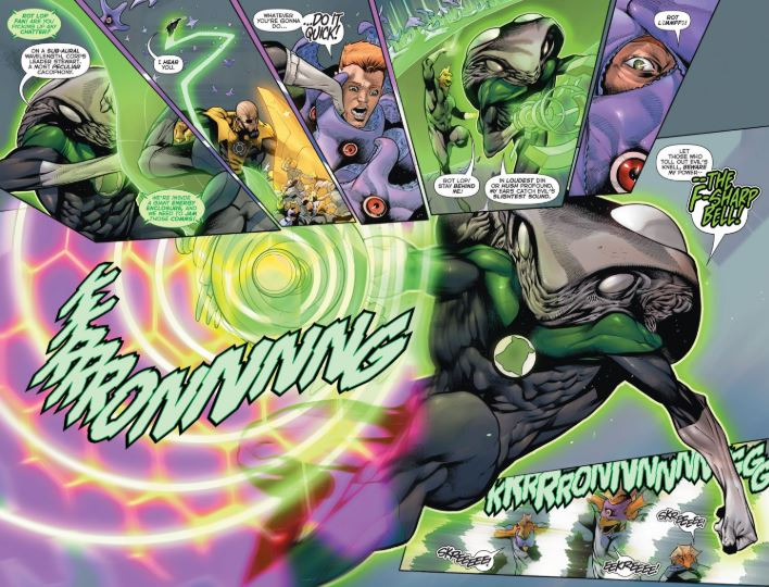 Green Lantern Facts DC Comics