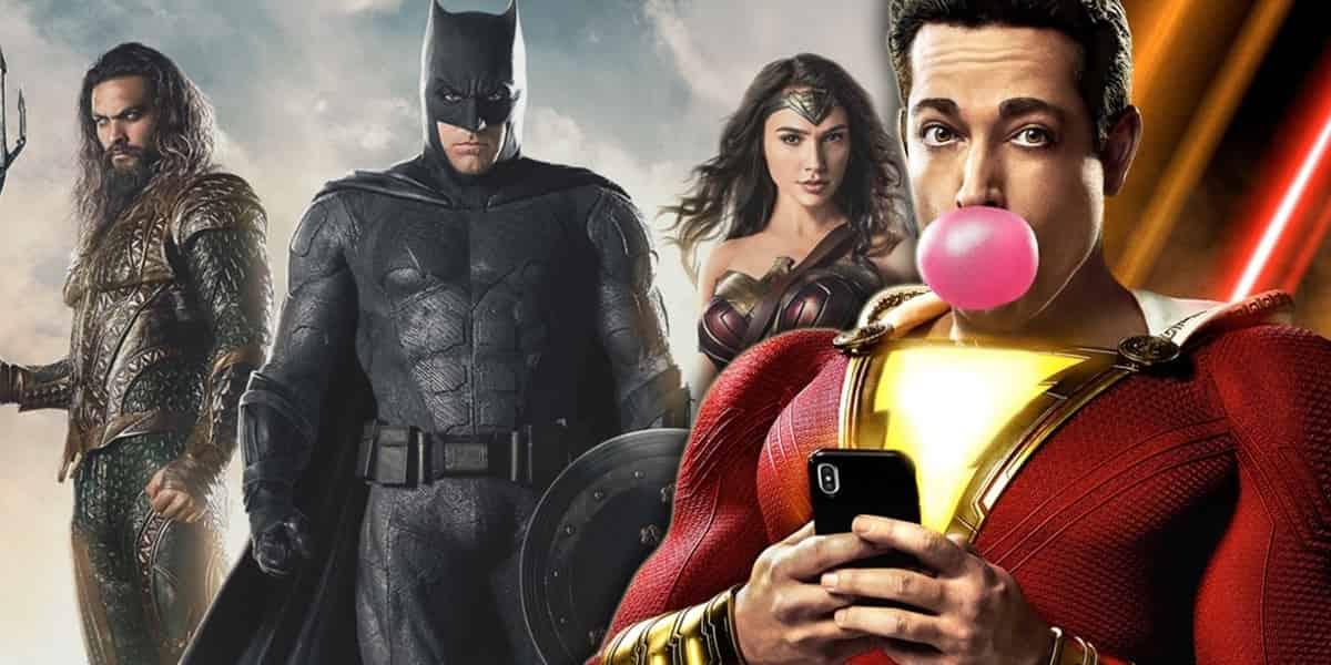 Shazam! Justice League