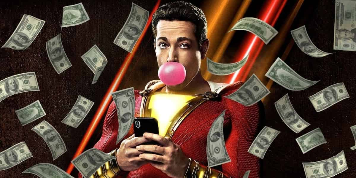 Photo of Shazam! Opening Weekend Box Office Numbers Lead it to Become a Major Success