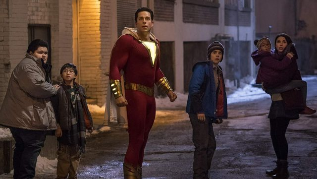 Shazam! Opening Weekend Box Office