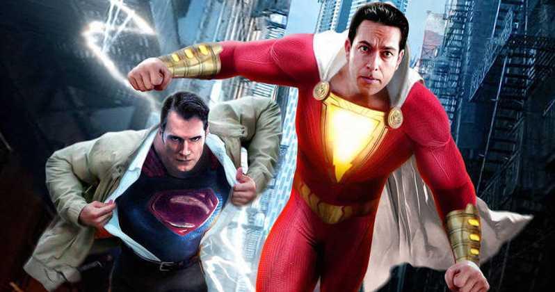 Photo of Shazam! – Original Superman Cameo Idea Revealed