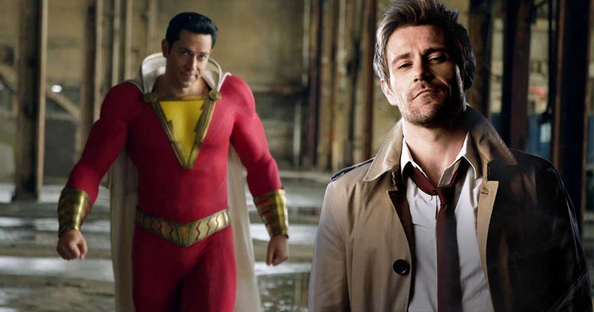 Photo of Shazam! Brings in a 'Constantine' Easter Egg… Is He WB's Next Hero in Focus?