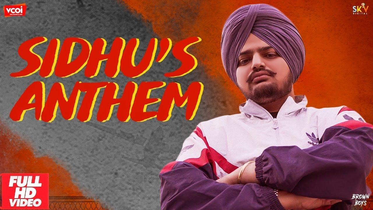Sidhu Anthem Mr Jatt
