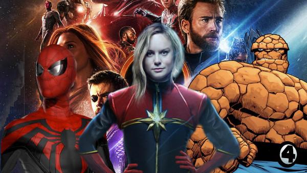 Disney Marvel Comic-Con